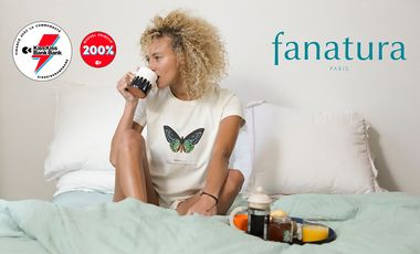 Visueel van project Protect nature in style with Fanatura T-Shirts