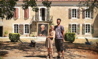 Visueel van project Long life to the castle - château de Miramont d'en bas