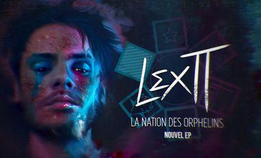 Visueel van project Lex Pi - Nouvel EP