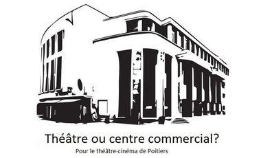 Visuel du projet 1 mois pour aider à sauver le théâtre de Poitiers