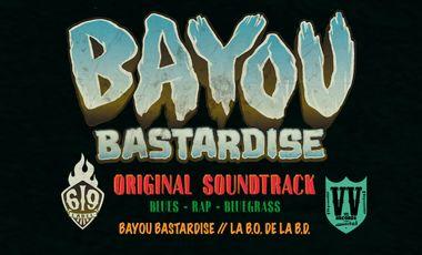 Visueel van project Bayou Bastardise, Original Soundtrack