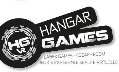 Visuel du projet Hangar Games
