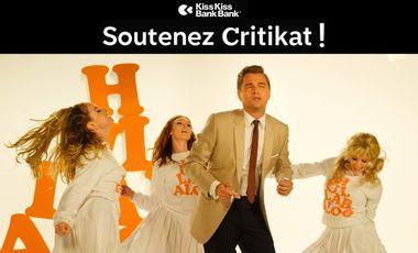 Visueel van project Soutenez Critikat !