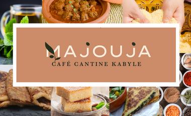 Visueel van project MAJOUJA - Cantine-épicerie d'inspiration kabyle