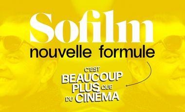 Visuel du projet SOFILM : nouvelle formule !