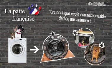 Visuel du projet La patte française - 1er Concept store éco-responsable