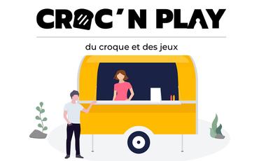 Visuel du projet Croc'n Play : du croque et des jeux!