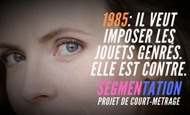 Visueel van project Court-métrage SEGMENTATION