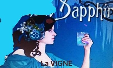 Visueel van project La vigne saphir