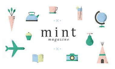 Visuel du projet Mint magazine // Eat & Explore