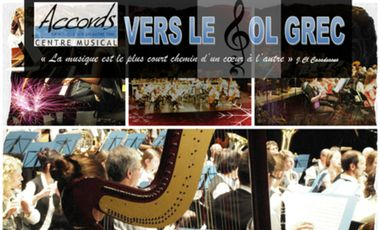 Visueel van project ACCORDS VERS LE SOL GREC