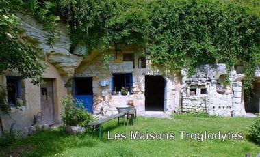 """Project visual Eco-musée """"Les Maisons Troglodytes"""""""
