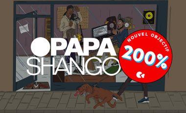 "Project visual THE OPEN SPACE STUDIO ""PAPA SHANGO"""