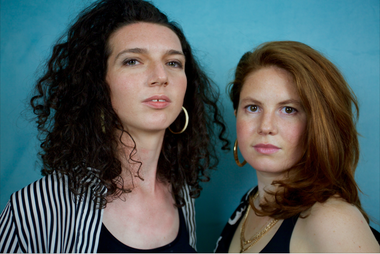 Visueel van project Premier album EMEZI (Perynn & Elise)