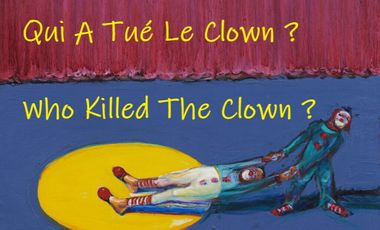 Project visual Who killed the clown  ?