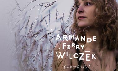 Visuel du projet 1er Album - Armande Ferry-Wilczek
