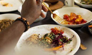 Visuel du projet The Spicy Soul - Recettes véganes inspirées des Cuisines Africaines.