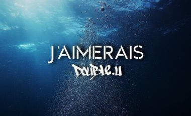 Visuel du projet J'AIMERAIS, le 1er mini-album de Double U