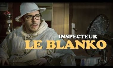 Visueel van project INSPECTEUR LE BLANKO (LE RETOUR)