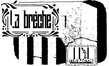 Project visual La Brèche #3 Pré-commande