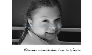 Visuel du projet Création d'un livre sur la vie de Pauline décédée d'une maladie génétique