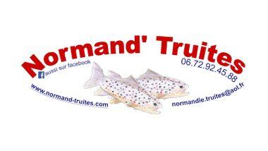 Visueel van project Pisciculture Normand' Truites : produits locaux, de qualité, en circuit court