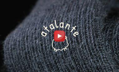Project visual Atalante Gamme d'accessoires vestimentaires en mohair 🐐