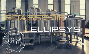 Project visual Brasserie Ellipsys