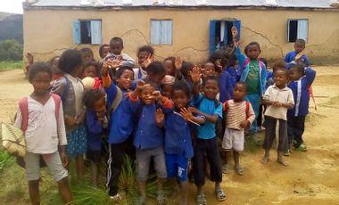 Visuel du projet Contribuez à la restauration de l'école Mon Avenir Béthel
