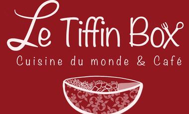 Project visual Le Tiffin Box, cuisine du monde végétarienne et lieu de partage