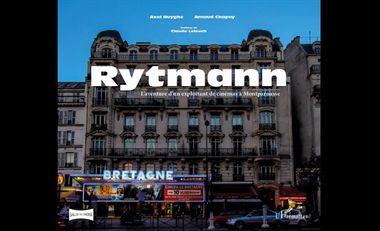 Visueel van project Rytmann, l'aventure d'un exploitant de cinémas à Montparnasse