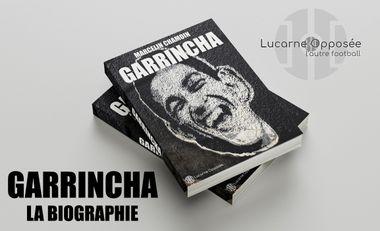 Visueel van project Garrincha, la biographie