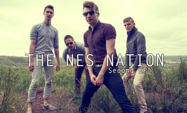 Project visual The Nes Nation - Second EP