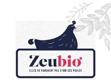 Project visual Sauvons Zeubio, un élevage de poules pondeuses bio et éthique !