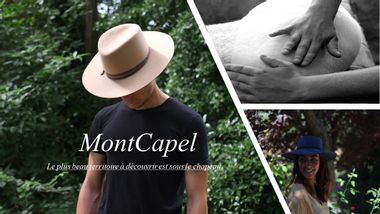 Visueel van project MontCapel - from wool to felted hat