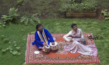 Project visual Concert de soutien Musique Classique d'Inde du Nord