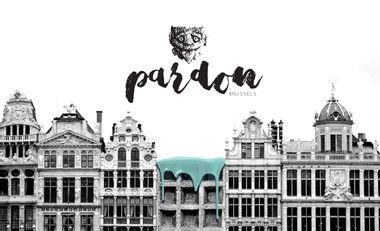 Project visual Pardon Brussels, gaufres et biscuits artisanaux et éthiques