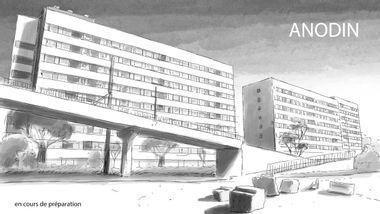 Visuel du projet ANODIN