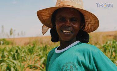 Visueel van project Tigoun, le 1er sac de conservation agricole à la fois performant et écologique
