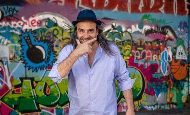 Visuel du projet Speaking Tango, un album de Minino Garay & Hernan Jacinto