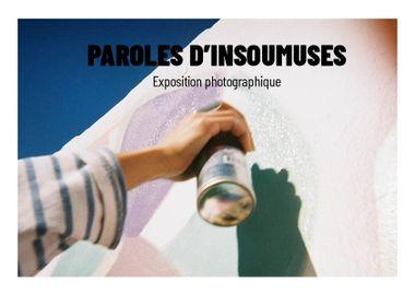 Visueel van project Paroles d'Insoumuses