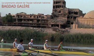 Visueel van project Bagdad Galère
