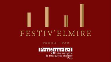 Project visual Festiv'Elmire