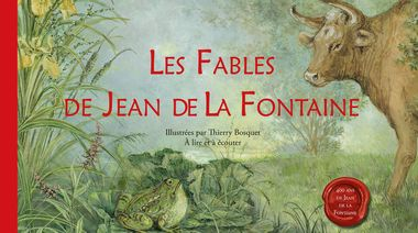 Visueel van project Les Fables de Jean de La Fontaine