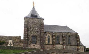 Visueel van project Restauration urgente de la chapelle Notre-Dame-du-Salut de Fécamp
