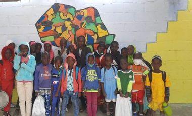 Visueel van project Centre de formation Ecologique - Sénégal