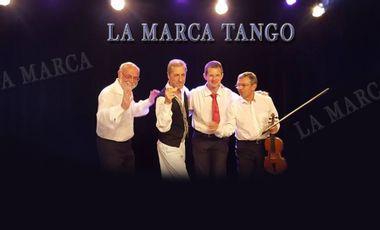 Visueel van project 1er ALBUM de TANGO  LA MARCA