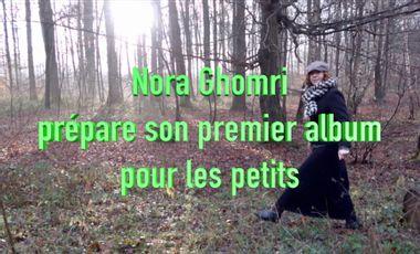 Visueel van project Nora Ghomri chante pour les enfants