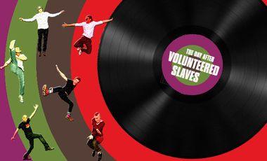 "Project visual ""The Day After"" des Volunteered Slaves en Vinyle"