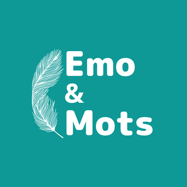 Visueel van project Emo & Mots : Régulation émotionnelle & Graphothérapie